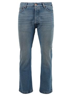 Medium Vintage Indigo Jeans