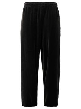 Soft Tracksuit Pants, BLACK