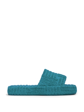 RESORT SLIPPER BLASTER BLUE