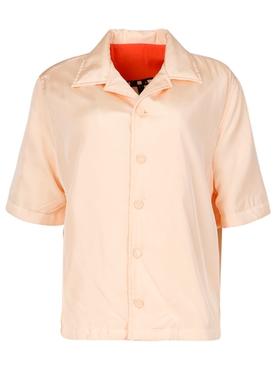 Short Sleeve Shirt Macaroon