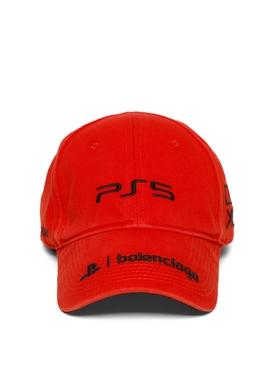 X PlayStation PS5 Cap Coral