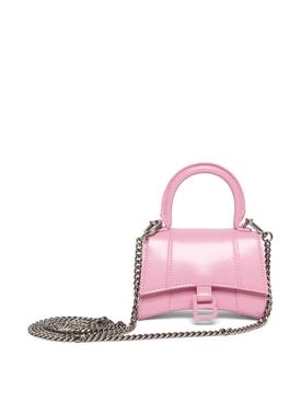 Nano Hourglass Bag Candy Pink