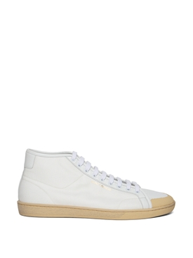SL39 Mid-Top Sneakers White