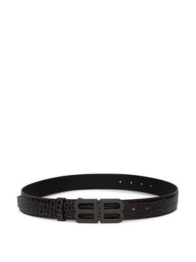 BB Hour Belt Dark Grey