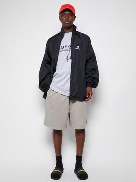 X RuPaul Oversized T-shirt Grey
