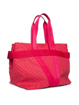 Intrecciato Tote Bag Lollipop