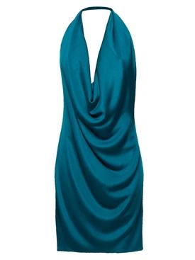 Lightweight Viscose Shine Knit Dress Blaster