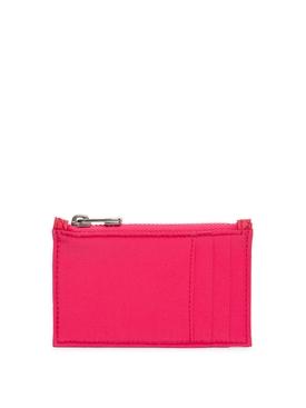 Intrecciato credit card case Lollipop