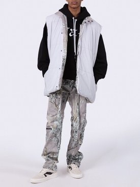 Relaxed-fit cargo pants MULTICOLOR