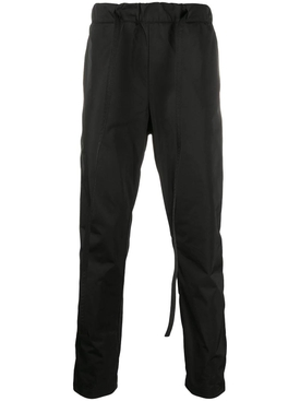 Striped Baggy Tearaway Pant