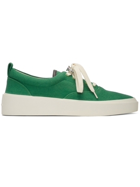 101 Lace-up sneakers GREEN