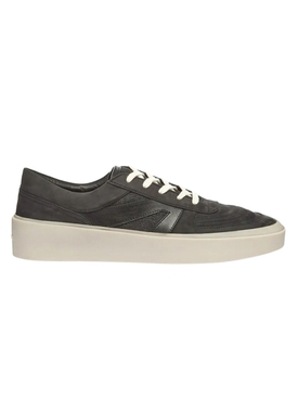 Skate Low Sneaker Black Grey