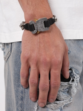 6 MONCLER 1017 ALYX 9SM bracelet white