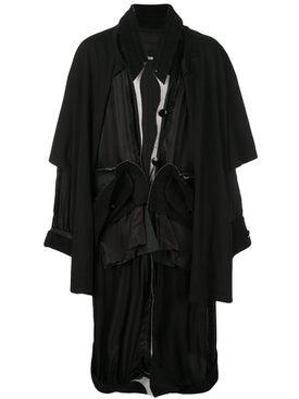 Raf Simons - Draped Jacket Black - Men