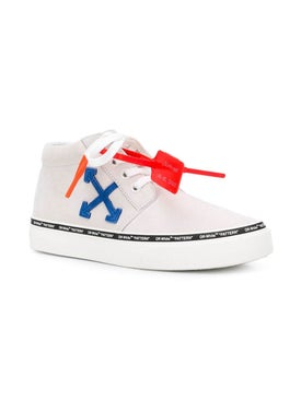 Off-white - Skate Sneakers White - Men