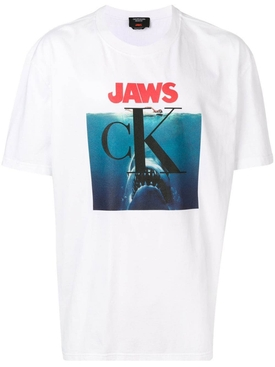 Jaws t-shirt WHITE
