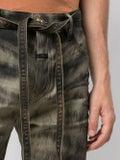 Fear Of God - Tie Waist Jeans Zebra Stripe - Men