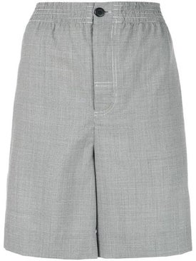 Alexanderwang - High Rise Wide Shorts - Men