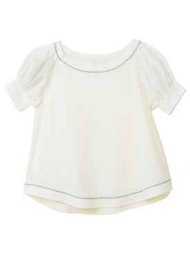PUFF SLEEVE DARCY TOP
