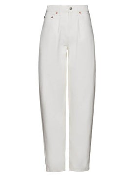 Magda Butrym - White Denim Jeans - Women