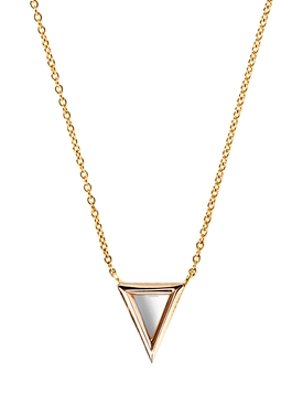 Eva Fehren - 18k Rose Gold Apex Pendant Necklace - Women