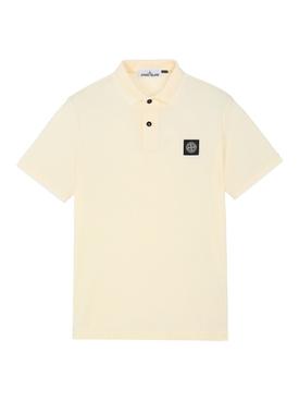 cotton pique polo shirt BURRO