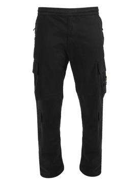 cotton Cargo pants BLACK