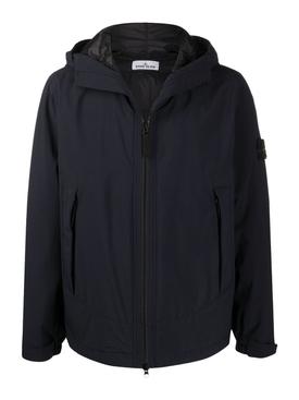 Soft Shell Jacket BLEU MARINE