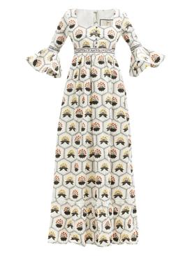 AMBAR LINEN MAXI DRESS