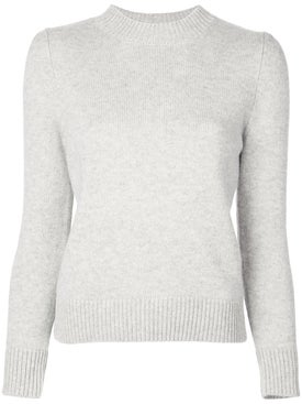 Co - Cropped Fitted Cashmere Sweater - Women