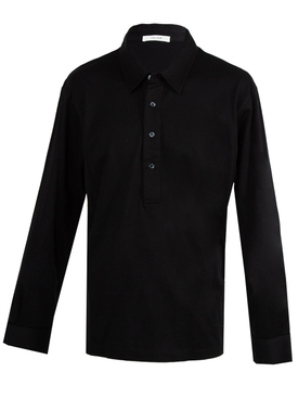 Phillip Polo Shirt BLACK
