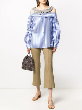 Aida striped shirt