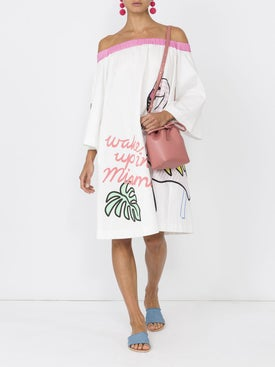 Mira Mikati - The Webster X Lane Crawford Flamingo Dress - Women