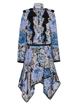 Coach - Kaffe Fasset Print Dress - Women