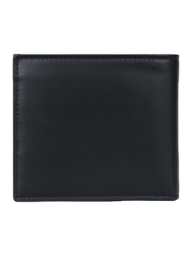 Bag Bugs print leather wallet