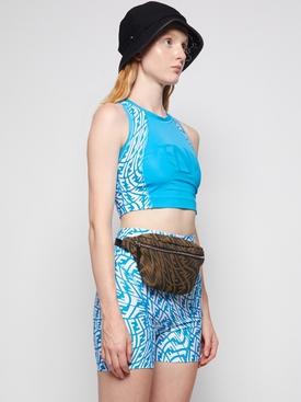 X Sarah Coleman Kid's Logo Print Belt Bag