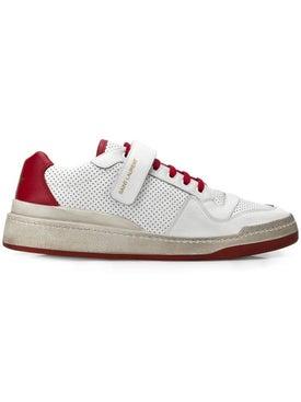 Saint Laurent - Travis Low Top Sneakers - Men