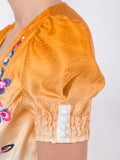 Saloni - Lea Dip Dye Tea Dress - Women