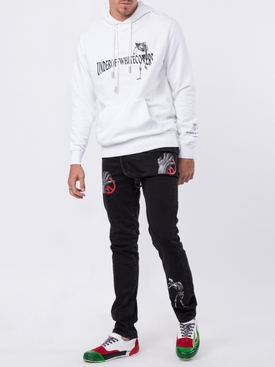Off-White x Undercover jeans