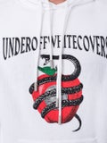 Off-white - Off-white X Undercover Skeleton And Apple Reversable Hoodie White - Hoodies