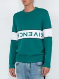 Givenchy - Upside Down Logo Sweater - Men
