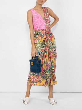 Marni - Long Patch Dress - Women
