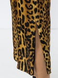 Adam Lippes - Leopard Cami Dress - Women