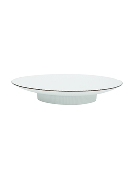 Porcelain Dinner Plate WHITE