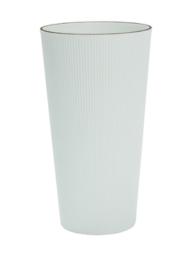 Tall Porcelain Cup WHITE