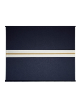 Large ENZO RALLY TRAY, Ocean
