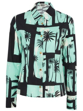 Fausto Puglisi - The Webster X Fausto Puglisi Piscina Blouse - Women