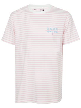 Bleacher Report - Br X Dwayne Wade World Tour Stripe T-shirt - Women