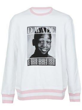 Bleacher Report - Br X Dwayne Wade World Tour Graphic Sweatshirt - Women