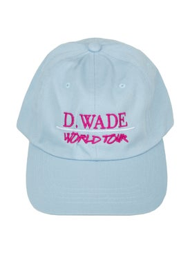 Bleacher Report - Br X Dwayne Wade World Tour Blue Cap - Women